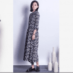 Fashionista NOW: Dark Floral Dresses For Your Mellow Autumn