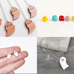 Fashionista NOW: Adorable Ghost-Inspired Jewelry Inspiration