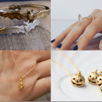Fashionista NOW: Minimalist Halloween Jewelry Inspiration