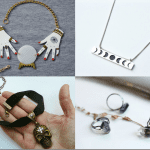 Fashionista NOW: Witchy Chic For Halloween Jewelry Inspiration