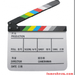 Essential Studio Equipment : White Clapper Malaysia