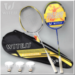 In Malaysia NOW : Carbon Fibre Badminton Racket