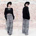 Fashionista NOW: How To Slay It In Palazzo Pants And Not Look Frumpy?