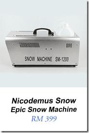 Nicodemus-snow