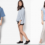 Fashionista NOW: Ooze Serenity In These Dreamy Pale Blue Blouse Styles