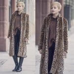 Fashionista NOW: How To Style Statement Leopard Outerwear?