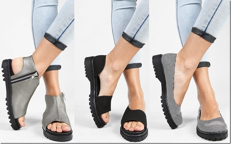 Casual Minimalist Shoes Made In Indonesia