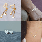 Fashionista NOW: Heart Shaped Jewelry Ideas For Valentine's Day 2016