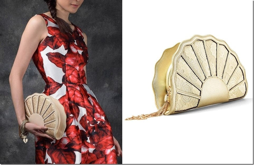 oriental-gold-fan-clutch