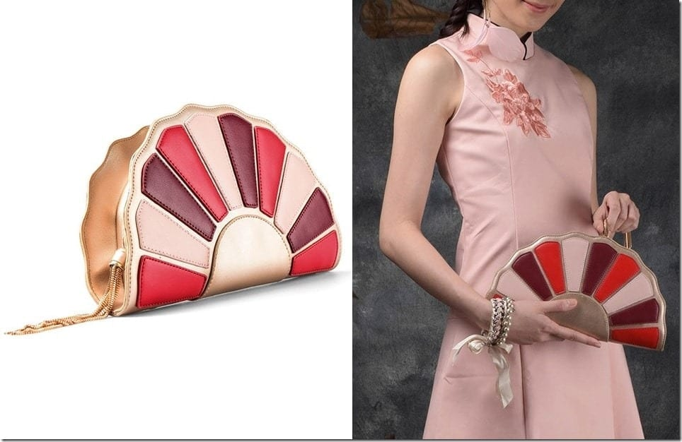 oriental-red-fan-clutch