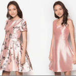 Fashionista NOW: Sweet Rose Quartz Pink Dress Ideas For Chinese New Year 2016