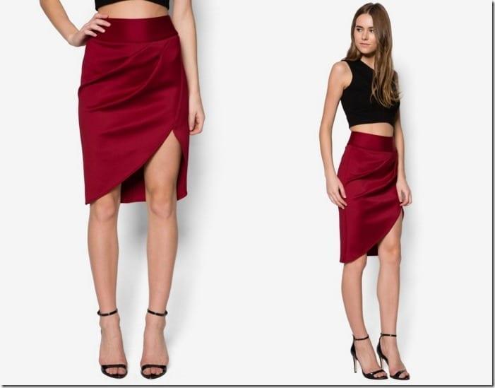 tulip-asymmetric-red-skirt