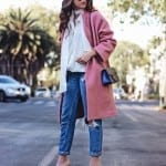 Fashionista NOW: How To Make A Statement With A PINK Coat?