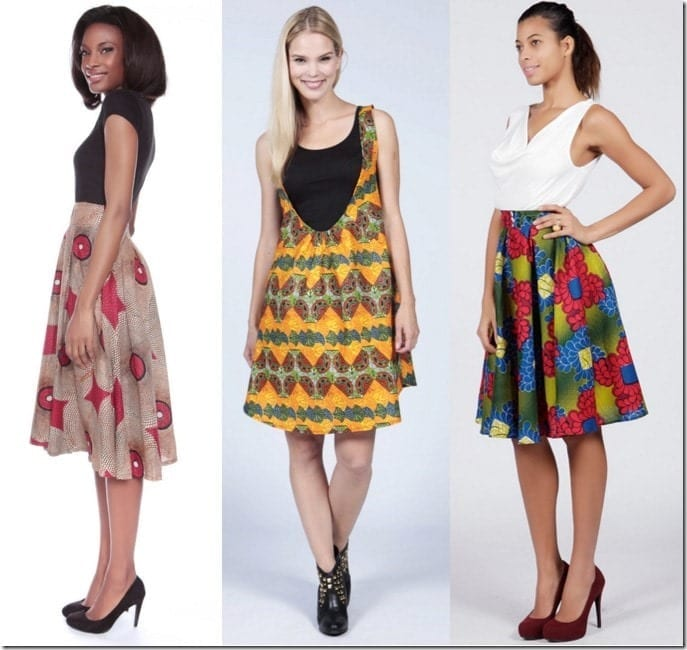 Make A Maximalist Fashion Statement With Vibrant African Motifs
