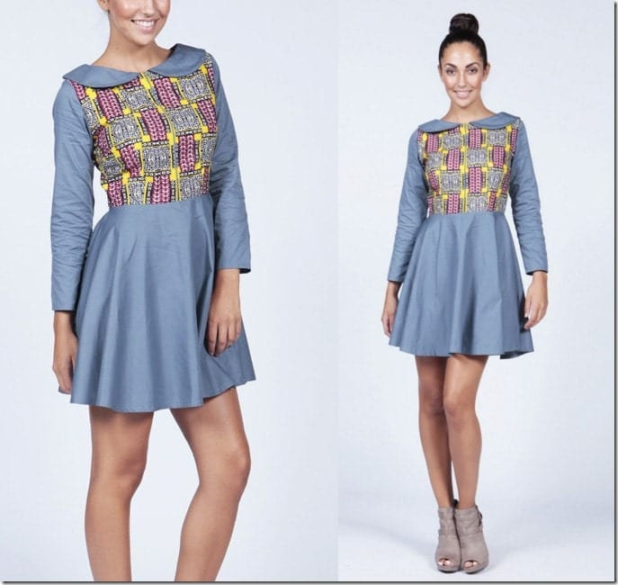 ankara-panel-peterpan-dress