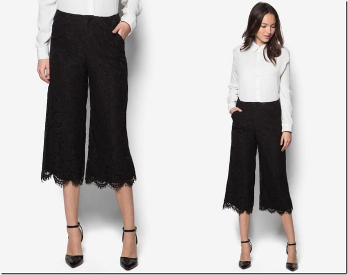 black-lace-culottes