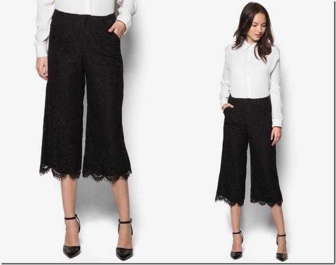 black-lace-culottes