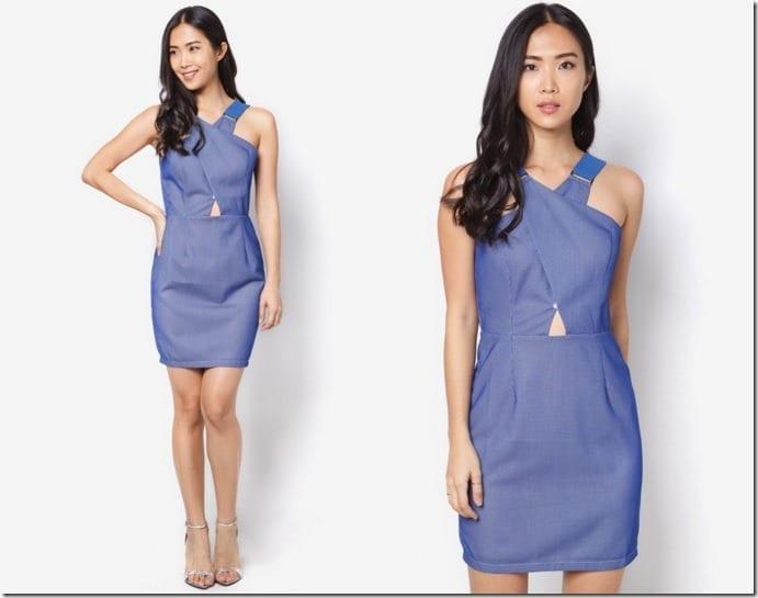 blue-buckle-dress