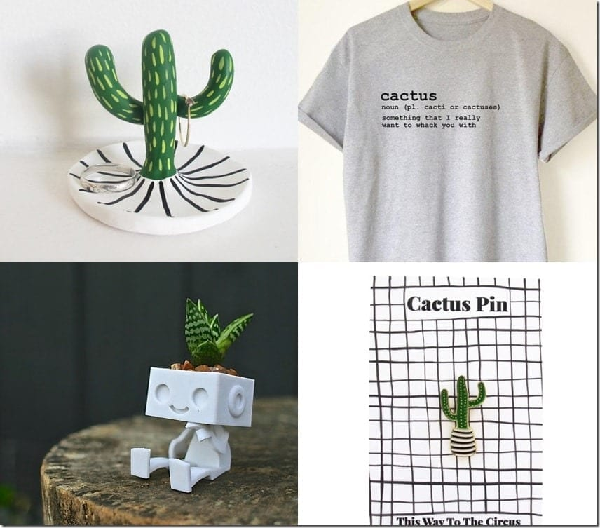 The Cactus Will Never Go Out Of Style