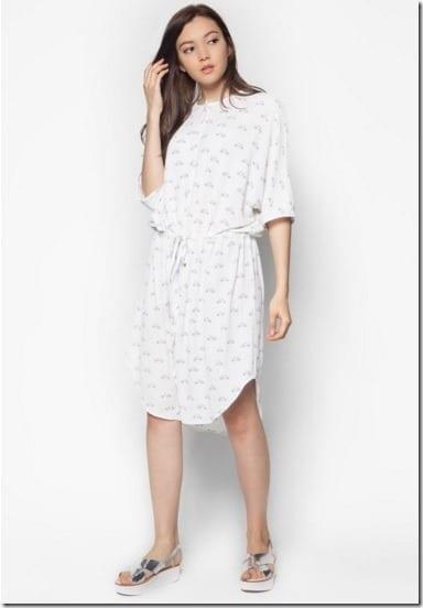 casual-drawstring-dress