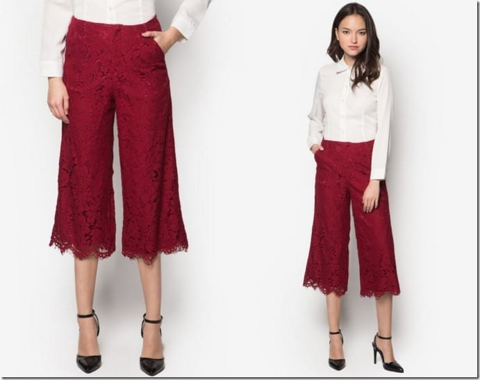 deep-red-lace-culottes