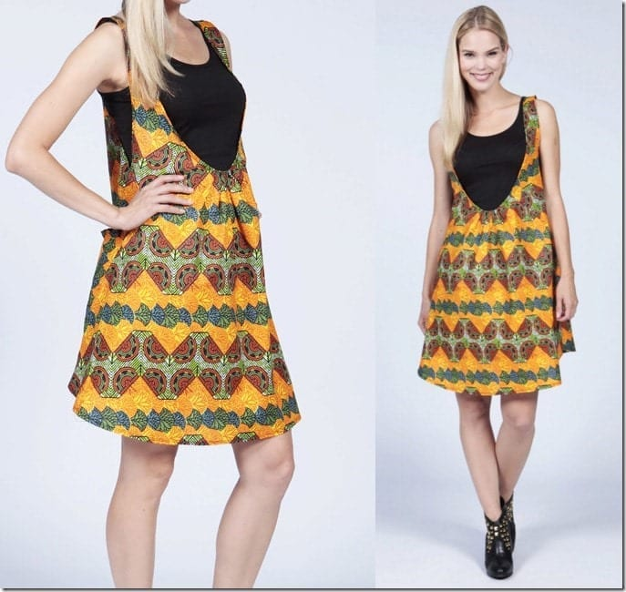 ghanaian-print-pinafore-dress
