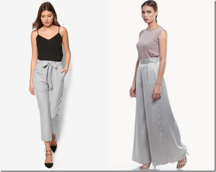 5 GREY Pant Styles That Will Go With Anything