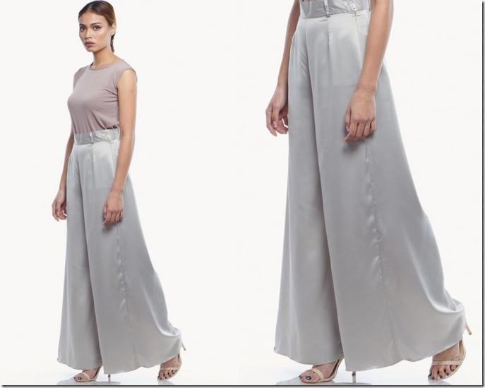 grey-satin-palazzo-pants