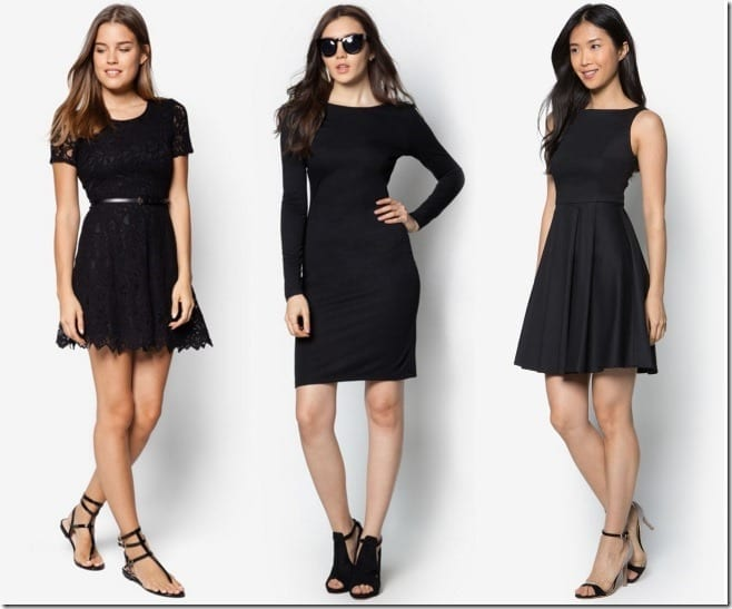 Sexy Little Black Dress Ideas For Your V-day Funday