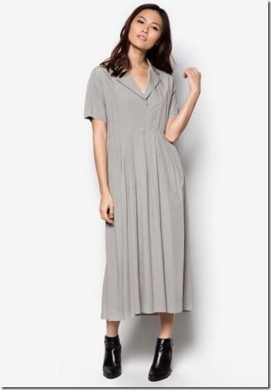 loose-fit-grey-dress