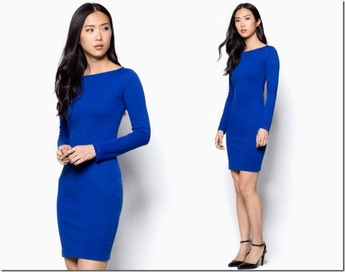 minimal-fitted-dress
