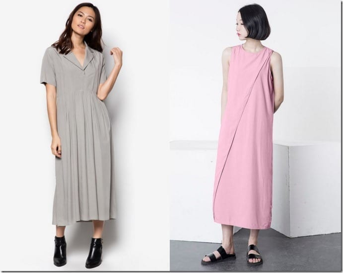 The Relaxed But Chic Dress Style For Sunny Weather