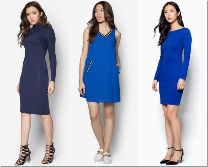 Mend Your Broken Heart This V-Day In Shades Of Blue Dresses