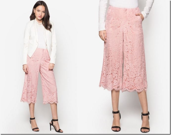 sweet-pink-lace-culottes