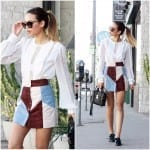 Fashionista NOW: 7 Ways To Wear Patchwork Mini Skirts