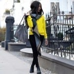 Fashionista NOW: How Lookbookers Style The Yellow Color Trend
