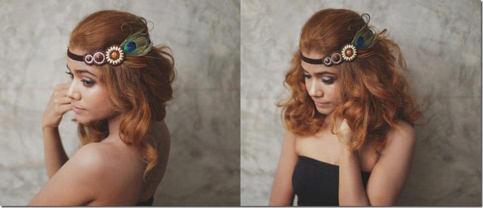 beaded-feather-headband