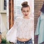 Fashionista NOW: All The Bell Sleeves That Are Happening on Instagram