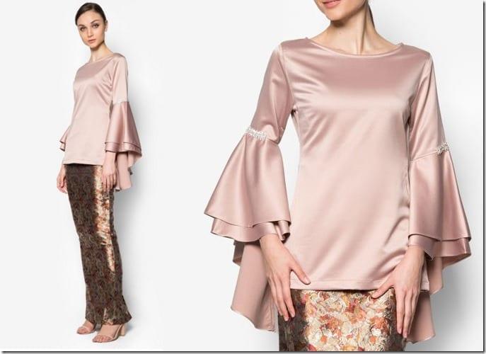 brocade-bell-sleeve-modern-kurung