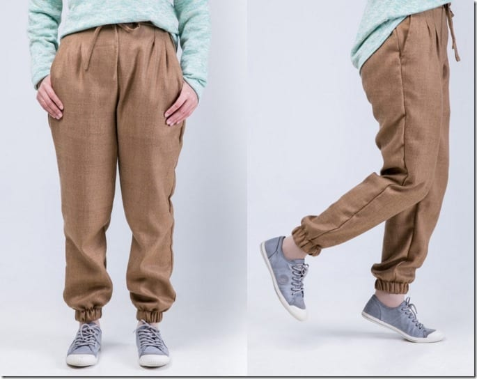 brown-jogger-pants