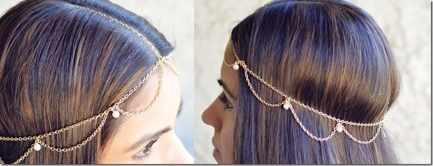 cascading-hair-chain-coachella-jewelry
