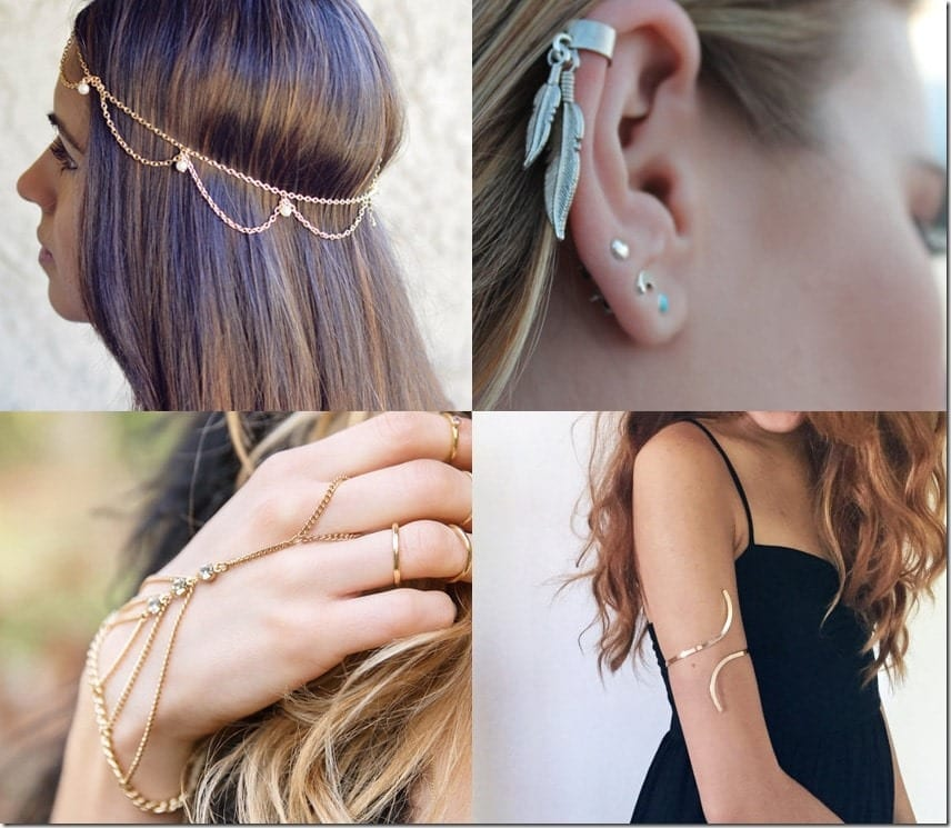 10 Bohemian-Inspired Jewelry Ideas For Coachella 2016