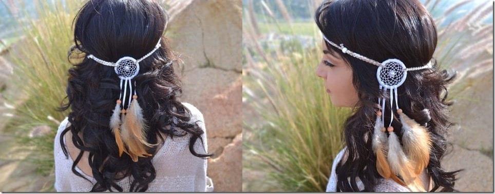 dreamcatcher-feather-headband