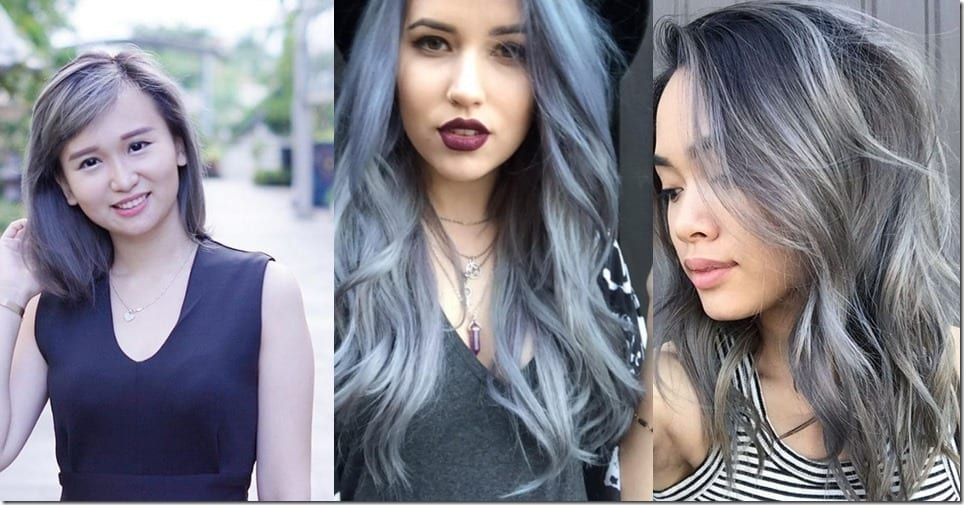 The Rationale Behind The Grey Hair Trend Obsession