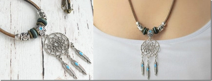 long-boho-dream-catcher-necklace