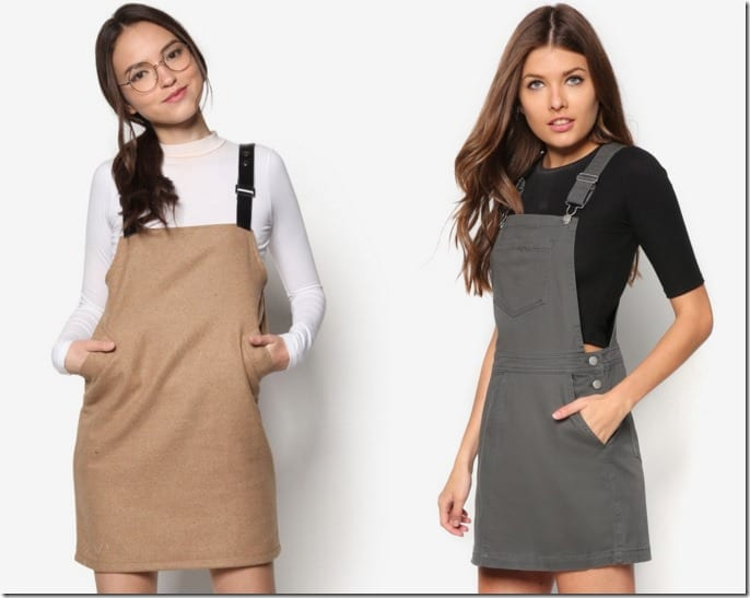 5 Pinafore Dresses To Be Caught Wearing In 2016