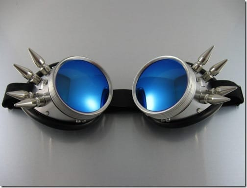 spiky-cyber-blue-goggle-sunglasses