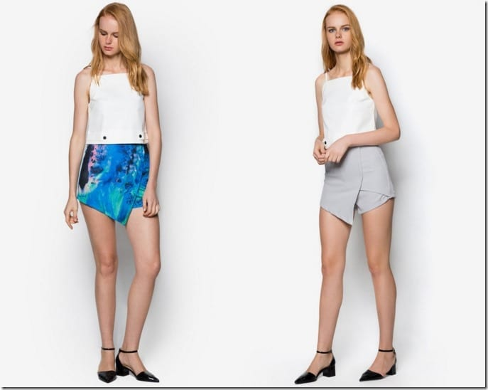 The Contemporary Skort Style Evolution