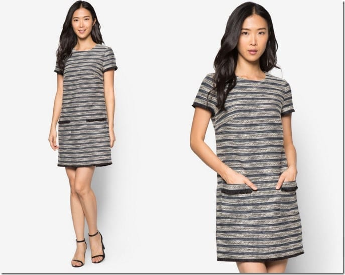 woven-stripe-dress