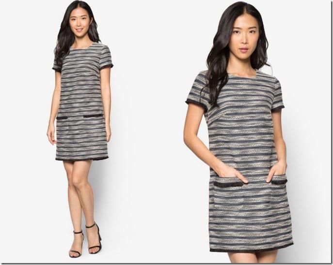 woven-stripe-dress